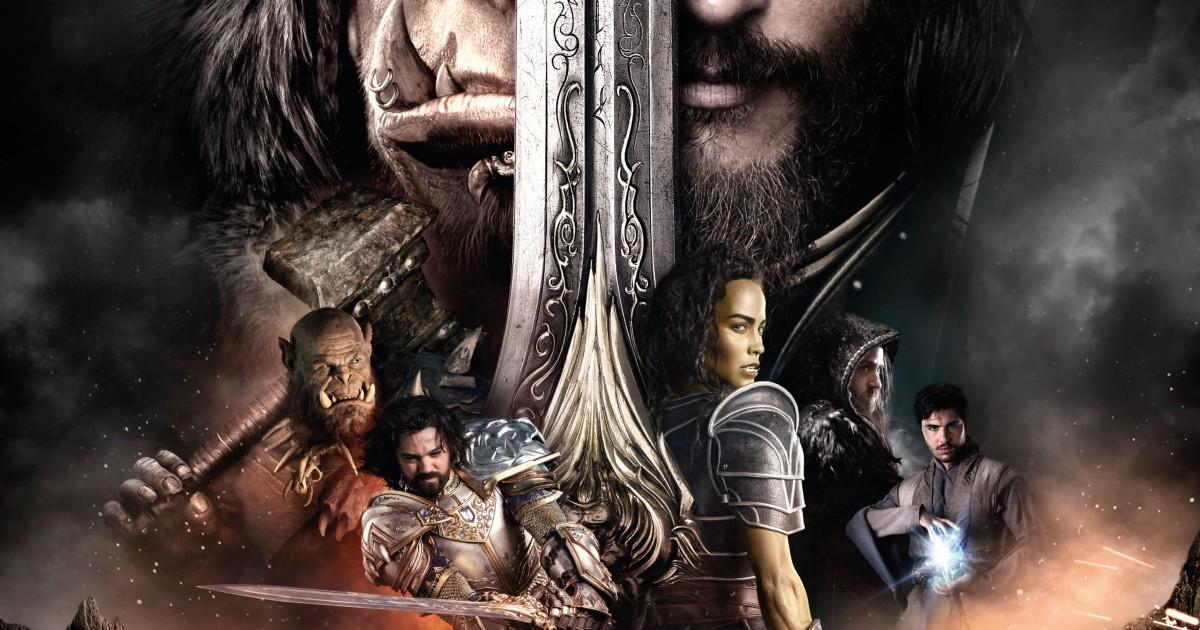 Avant-Première du film Warcraft au Grand Rex