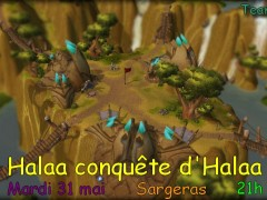 Halaa conquête d'Halaa