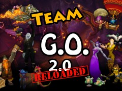 Reprise de la Team G.O. — 2.0 Reloaded