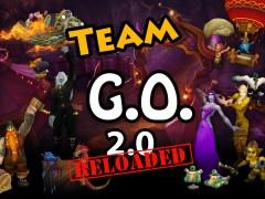Reprise de la Team G.O. — 2.0 Reloaded