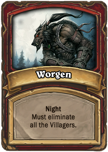 Afficher le sujet - [Rules] The Worgens of Pyrewood